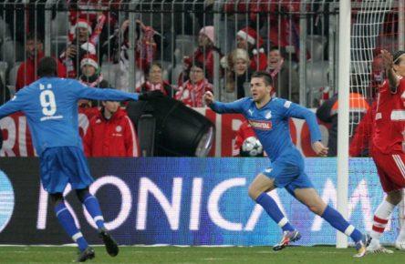 Vedad Ibisevic spielte damals eine sensationelle Hinrunde.