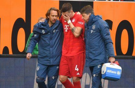 Niklas Süle wird dem FC Bayern monatelang fehlen.