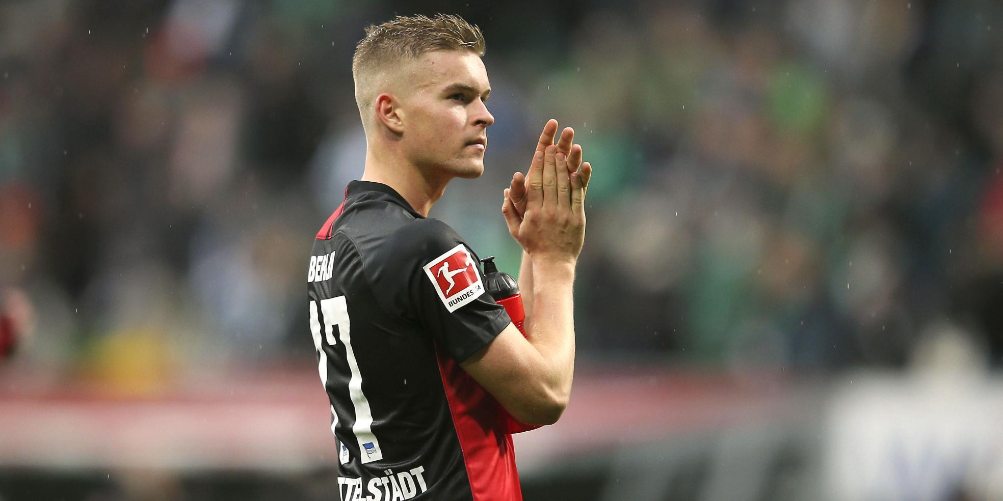 Maximilian Mittelstädt von Hertha BSC