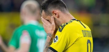 Paco Alcacer fällt erneut aus