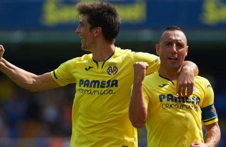 Santi Cazorla vom FC Villareal