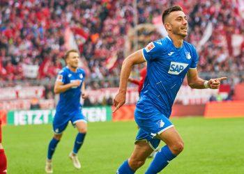 Sargis Adamyan schießt Hoffenheim zum Sieg in München