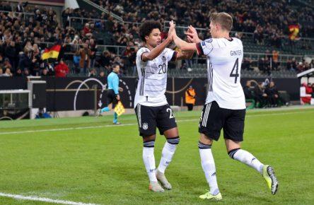 Serge Gnabry und Matze Ginter überzeugten nachhaltig bei der Nationalmannschaft.
