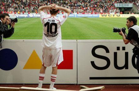 Aliaksandr Hleb spielte für den VfB Stuttgart und den VfL Wolfsburg in der Bundesliga.