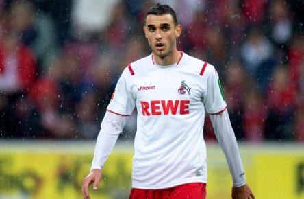Ellyes Skhiri vom 1. FC Köln