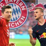 Die zehn besten Spieler nach Punkten pro Spiel: Lewa zweistellig – drei Bremer stark