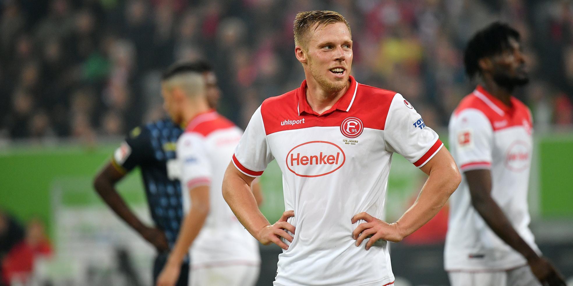 Rouwen Hennings von Fortuna Düsseldorf