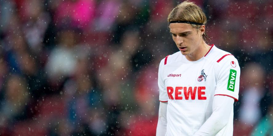 Sebastian Bornauw ist beim 1. FC Köln gesetzt