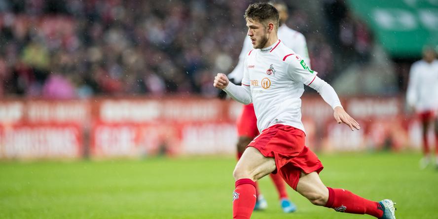 Ein neues Gesicht beim 1. FC Köln: Jan Thielmann
