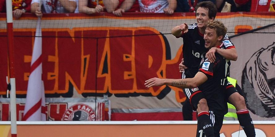 Robbie Kruse erzielte damals gegen den 1. FSV Mainz zwei Treffer und legte eine Tor auf.
