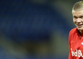 Neu bei Borussia Dortmund: Erling Haaland