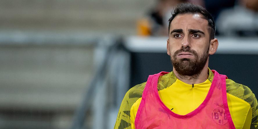 Paco Alcacer: Nur noch Ersatz bei Borussia Dortmund?
