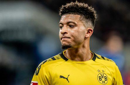 Jadon Sancho von Borussia Dortmund