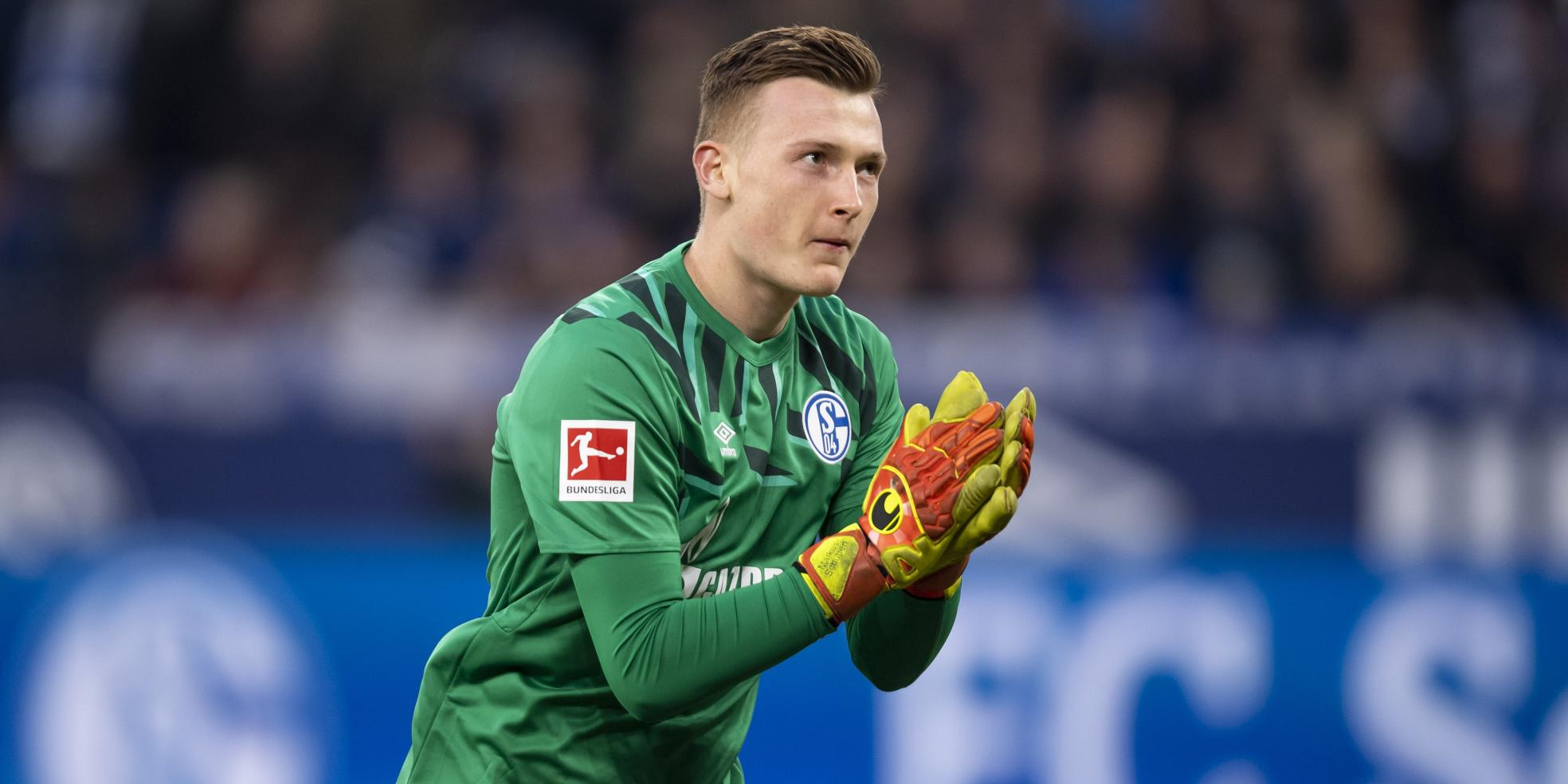 Markus Schubert vom FC Schalke 04