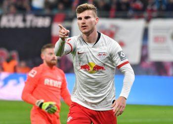 Timo Werner von RB Leipzig