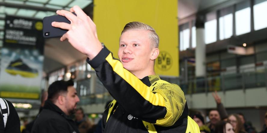 Will beim BVB zum Weltstar reifen: Erling Haaland.