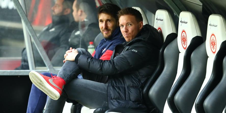 Julian Nagelsmann schaut sich schon nach einem Posten in der Royal Bavarian League um.
