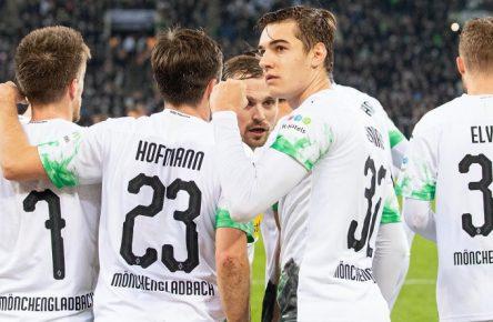 Borussia Mönchengladbach will in der Rückrunde weiter erfolgreich sein.