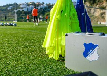 Die TSG Hoffenheim bereitete sich in Marbella auf die Rückrunde vor.
