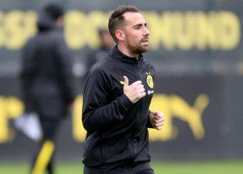 Paco Alcacer von Borussia Dortmund