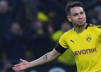 Sieger beim BVB: Raphael Guerreiro