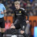 Formstärkste Mittelfeldspieler: Brandt on fire!