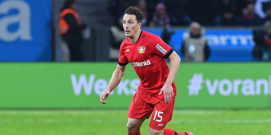 Julian Baumgartlinger ist gut in Form.