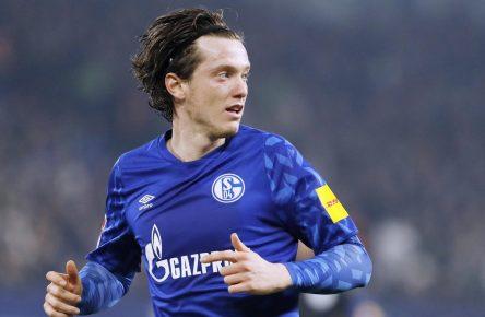 Michael Gregoritsch vom FC Schalke 04