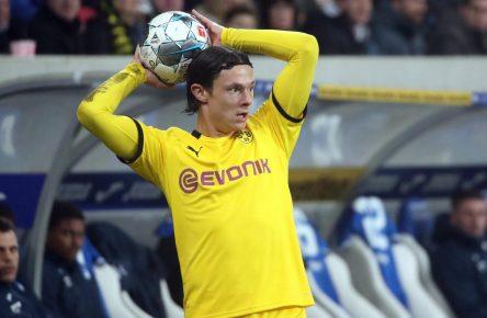 Nico Schulz von Borussia Dortmund