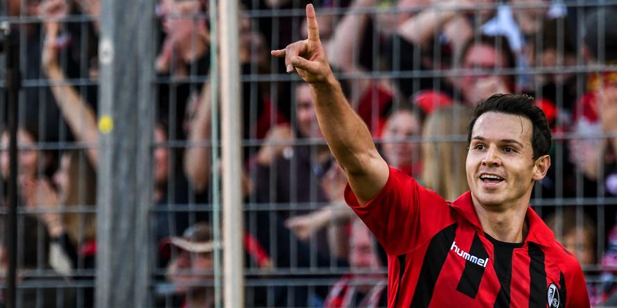 Heimlicher Comunio-Star: Nicolas Höfler vom SC Freiburg