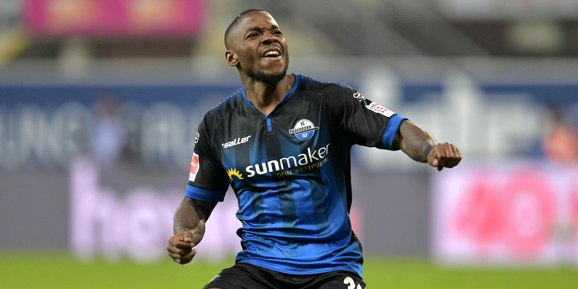 Streli Mamba vom SC Paderborn