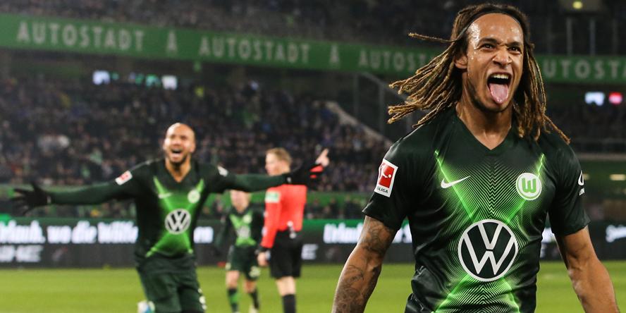 Beim VfL Wolfsburg festgespielt: Kevin Mbabu