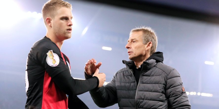 Arne Maier könnte bei der Hertha nun richtig durchstarten.