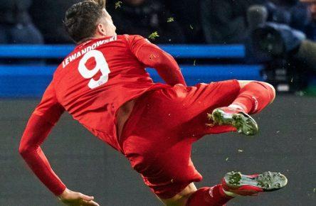 Robert Lewandowski wird dem FC Bayern vier Wochen nicht zur Verfügung stehen.