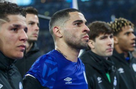 Der FC Schalke befindet sich gerade im freien Fall.