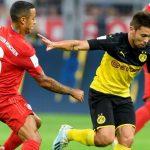 Formstärksten Mittelfeldspieler: Nur ein grandioser Thiago schlägt Guerreiro