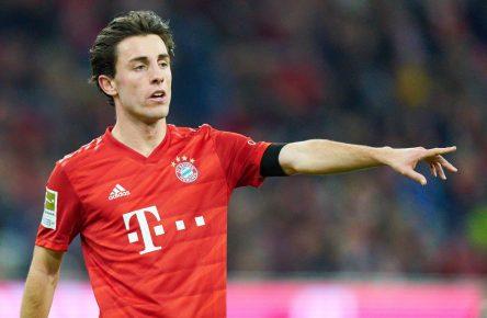 Alvaro Odriozola vom FC Bayern