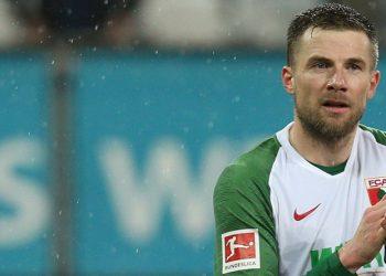 Kapitän und Leistungsträger beim FC Augsburg: Daniel Baier