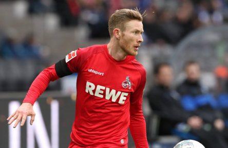 Florian Kainz vom 1. FC Köln