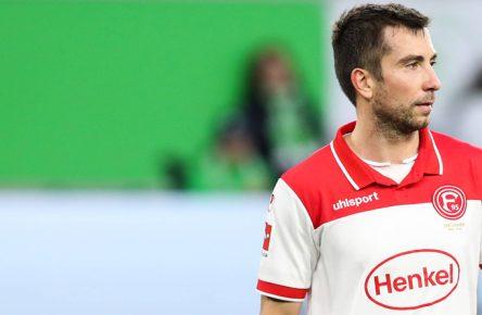 Stammspieler bei Fortuna Düsseldorf: Markus Suttner