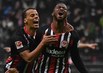 Timothy Chandler und Almamy Toure