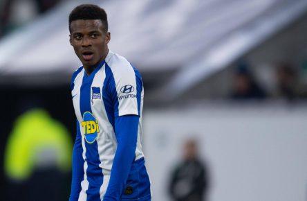 Javairo Dilrosun von Hertha BSC