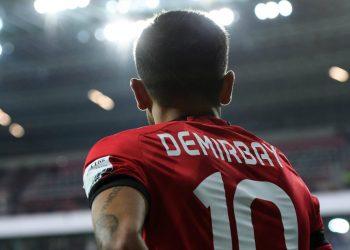 Kerem Demirbay von Bayer 04 Leverkusen