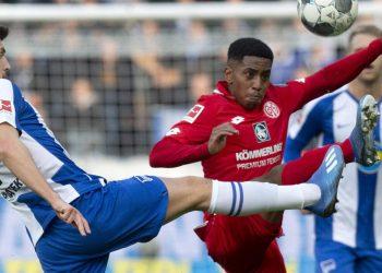 Leandro Barreiro vom FSV Mainz 05