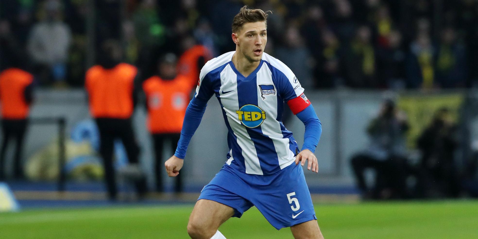 Niklas Stark von Hertha BSC