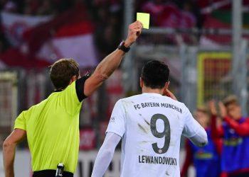 Auch ein Robert Lewandowski schießt nicht nur Tore.