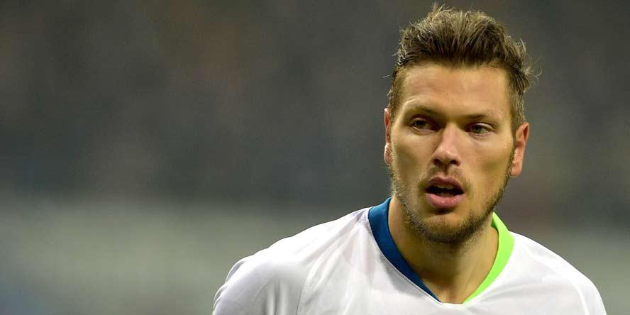Daniel Ginczek spielt sich beim VfL Wolfsburg in den Fokus