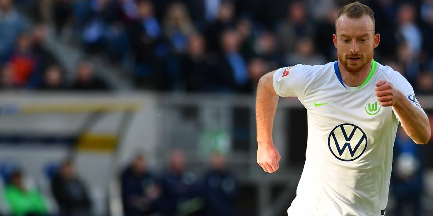 Maximilian Arnold im Einsatz für den VfL Wolfsburg