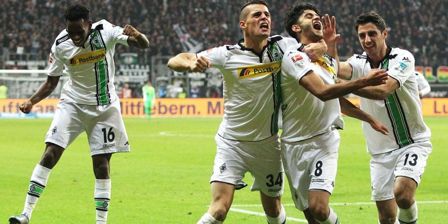 Mo Dahoud holte gegen Eintracht Frankfurt damals 16 Zähler.