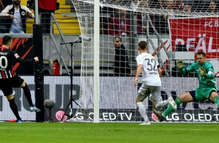 Filip Kostic erzielte am 10. Spieltag 14 Punkte gegen den FC Bayern.